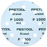 Festool 497180 - Disco de lijar STF D125/90 P1000 GR/50