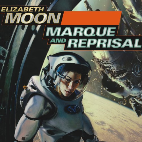 Marque and Reprisal audiobook cover art