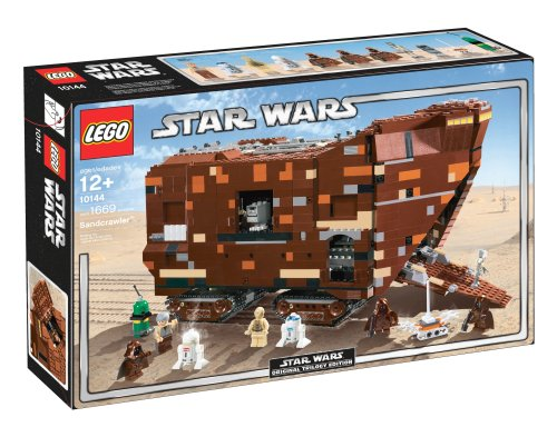 LEGO 10144 Star Wars - Sandcrawler