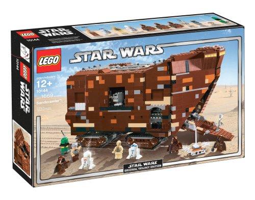 Lego Star Wars Sandkriecher
