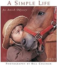 A Simple Life 2005 Calendar