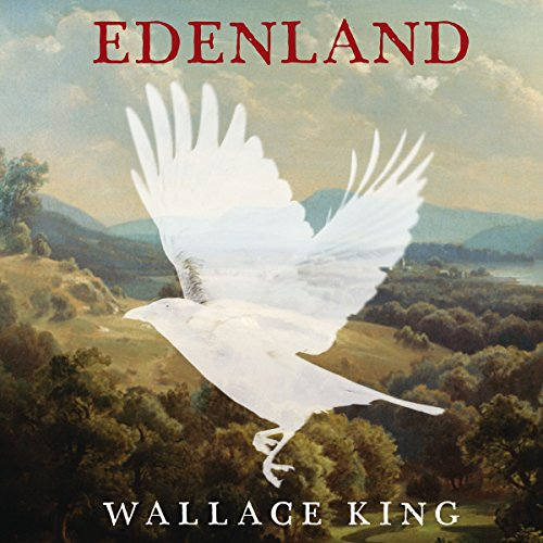 Edenland audiobook cover art