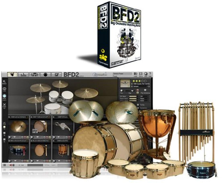 想起酒一節BFD B.O.M.B. Big Orchestral & Marching Band BFD用音源