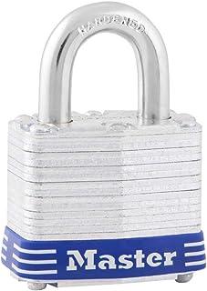 Master Lock 1-9/16-Inch Wide Laminated Padlock, 3D