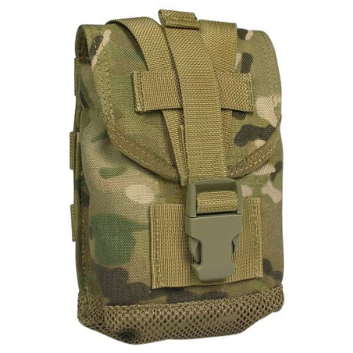Flyye Cantine Poche MOLLE Multicam