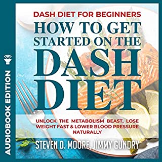 Dash Diet for Beginners - How to Get Started on the Dash Diet cover art