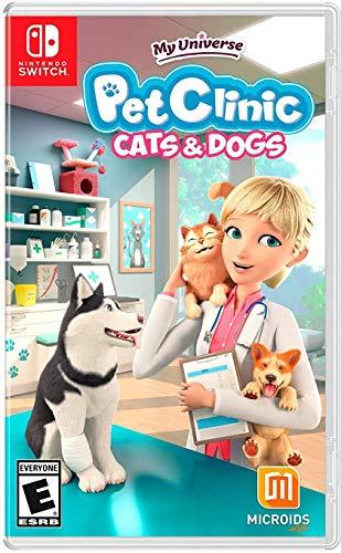 My Universe – Pet Clinic: Cats & Dogs (NSW) – Nintendo Switch
