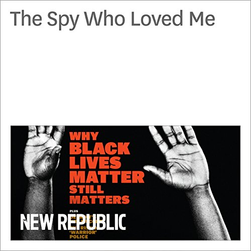 The Spy Who Loved Me audiobook cover art