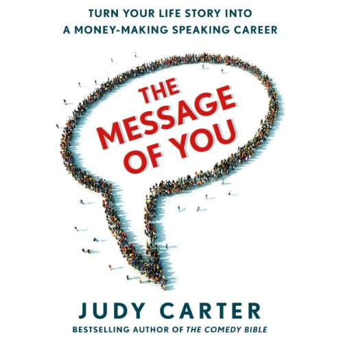 The Message of You audiobook cover art