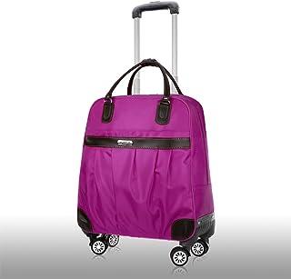 Portable Trolley Bag Mute Universal Wheel Travel Bag Men And Women Casual Large Capacity Boarding Bag