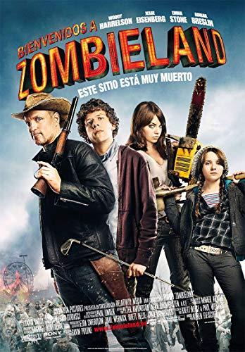 Bienvenidos A Zombieland - Bd [Blu-ray]