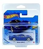 Hot Wheels Nissan R390 GTI (azul metálico) 9/10 Factory Fresh 2021 – 138/250 (tarjeta corta) GRX35 *** Viene en una funda protectora para coleccionistas de coches KLAS ***