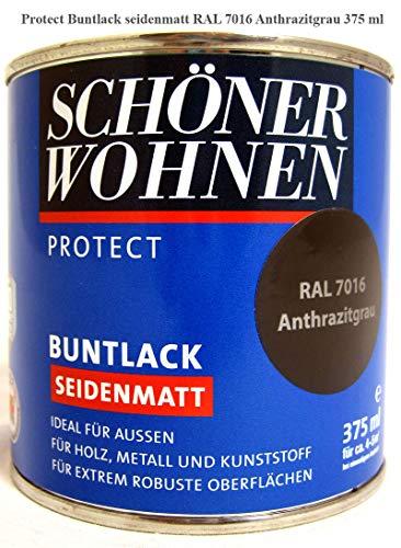 0,375L Schöner Wohnen ProfiDur Buntlack sm RAL 7016 anthrazitgrau