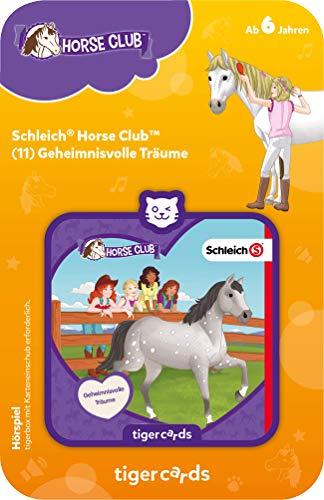 tigermedia- Schleich Horse Club - Figura de Caballo, Color carbón (Tiger Media Deutschland GmbH 4422)