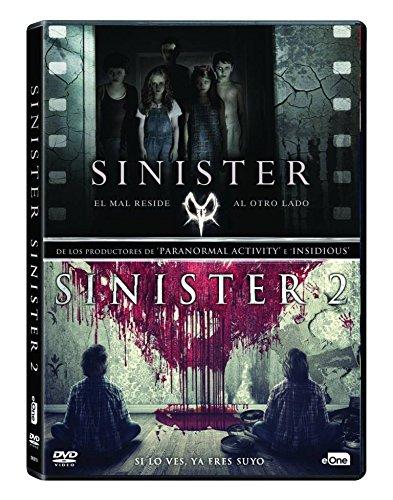 Pack Sinister 1 + 2 [DVD]
