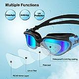 Zoom IMG-2 zionor occhialini da nuoto g1