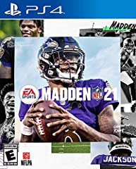 "Upgrade to Madden NFL 21 PS5 at no additional cost. See ""From the Manufacturer"" section below for more information Fresh new features, innovative new gameplay mechanics, and Madden's newest mode, The Yard Face of the Franchise - Push the limits of yo..."
