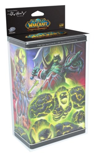 Upper Deck 55171 - World of Warcraft Tin 3, Burning Legion