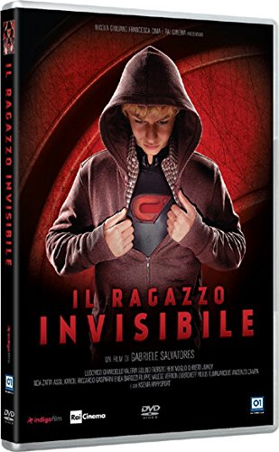 The Invisible Boy ( Il ragazzo invisibile ) [ Origine Italienne, Sans Langue Francaise ]
