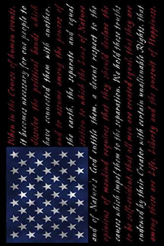 Ham Radio Log Book: United States Declaration of Independence