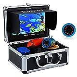 Eyoyo Portable 7 inch LCD Monitor Fish Finder Waterproof...