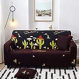 HYRGLIZI Housse de canapé modulaire antidérapante pour Chien, protecteur de meubles pour animaux de compagnie, protecteur de meubles pour animaux de compagnie-09_2 Places 145-185 cm