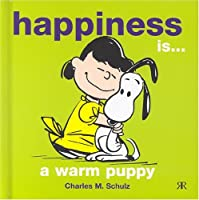 Happiness Is a Warm Puppy by Charles M Schulz(1905-06-27)