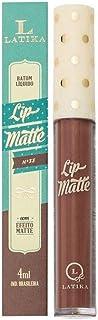 Batom Líquido Lip Matte - N° 33