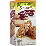 Gourmet Food Gifts! - Nature Valley Nature Valley Almond Butter Breakfast Biscuit (30 X 1.35 Ounce )Total Net Wt (40.5 Ounce ),