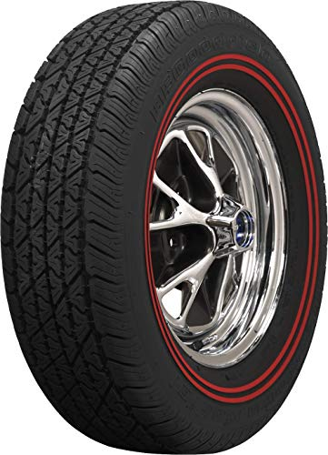 Coker Tire Redline Radial Tire P205/70R14