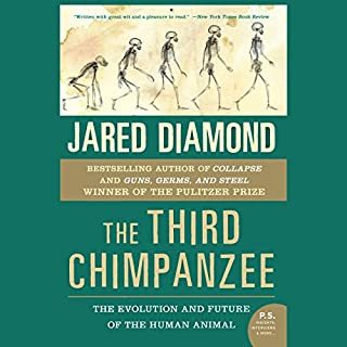 The Third Chimpanzee cover art