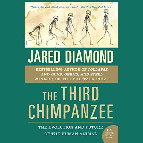 The Third Chimpanzee audiobook cover art