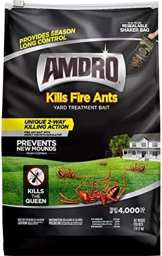 Amazon Com Amdro Yard Treatment Bait Shaker Bag 2lb Home Pest Control Products Garden Outdoor