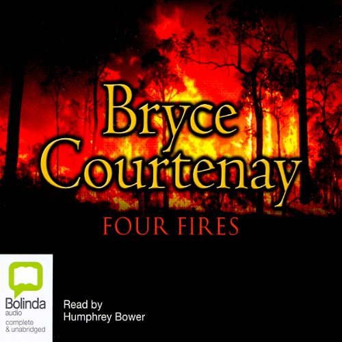 Four Fires audiobook cover art