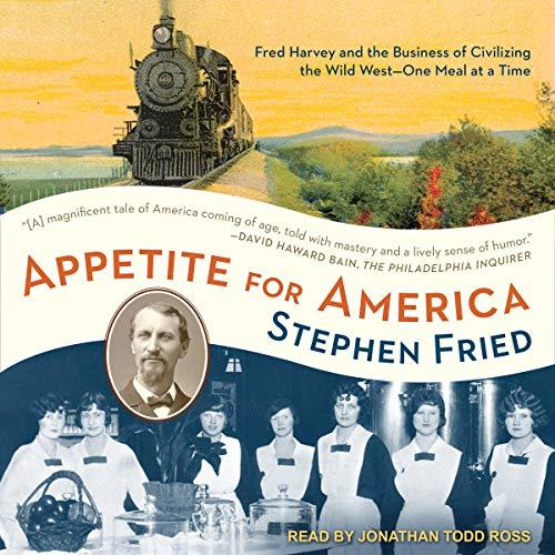 Appetite for America cover art