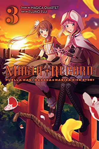Compare Textbook Prices for Magia Record: Puella Magi Madoka Magica Side Story, Vol. 3 Magia Record: Puella Magi Madoka Magica Side Story, 3  ISBN 9781975335991 by Magica Quartet,Fuji, Fujino