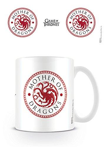 Taza de desayuno Madre de dragones, Juego de Tronos