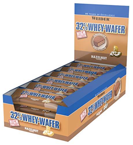 Weider 32% Proteine, Wafer Nocciola