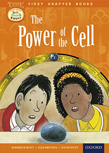 Read with Biff, Chip and Kipper Time Chronicles: First Chapter Books: The Power of the Cell (English Edition)