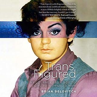 Trans Figured audiobook cover art