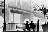 Moviestore Woody Allen als Isaac Davis in Manhattan 91x60cm