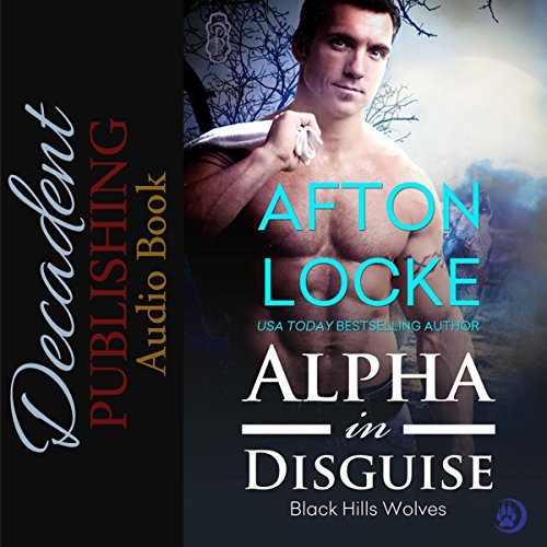 Alpha in Disguise audiobook cover art