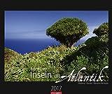 Inseln im Atlantik - Kalender 2017: Madeira, Azoren, Kanarische Inseln