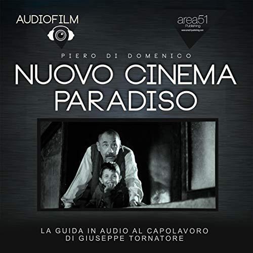 Nuovo Cinema Paradiso audiobook cover art