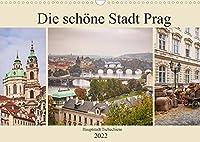 Die schoene Stadt Prag (Wandkalender 2022 DIN A3 quer): Hauptstadt Tschechiens an der Moldau (Monatskalender, 14 Seiten )