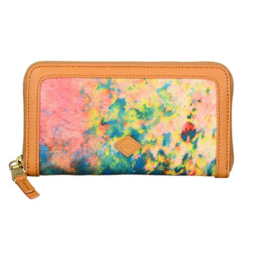Oilily Big Bang L Zip Wallet Multicolor