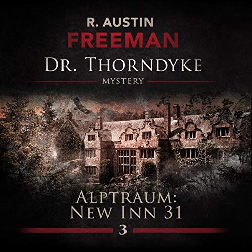 Alptraum New Inn 31 audiobook cover art