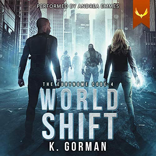 Couverture de World Shift