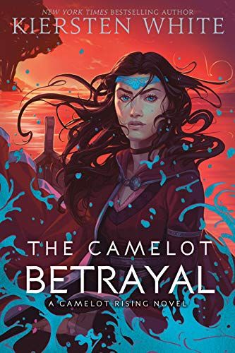 The Camelot Betrayal Book Cover