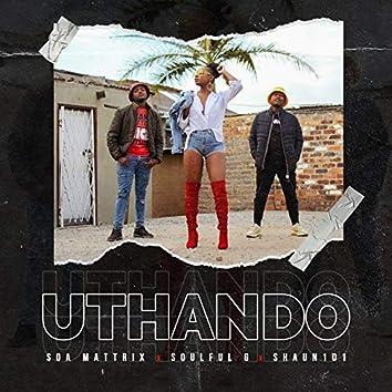 Uthando (feat. Shaun 101)